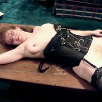 Redhead Housewife, Fireside 3