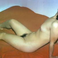 Shy Asian Nude