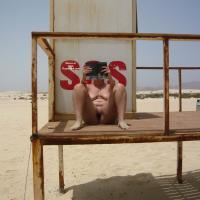 Random Pic´s - Big Tits, Beach
