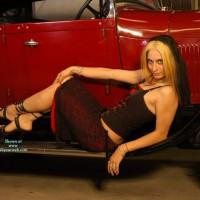 Old Car New Girl