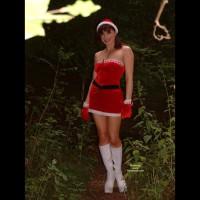 Saucy Santa