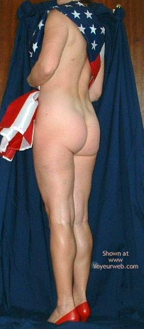 Pic #2 - 53 Yo With Stars And Stripes