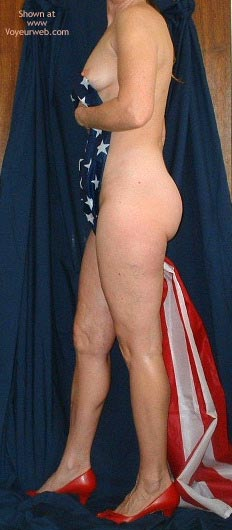 Pic #5 - 53 Yo With Stars And Stripes