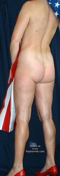 Pic #6 - 53 Yo With Stars And Stripes