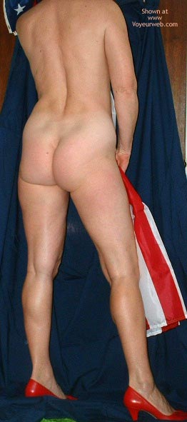 Pic #7 - 53 Yo With Stars And Stripes