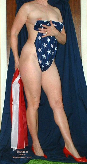 Pic #8 - 53 Yo With Stars And Stripes