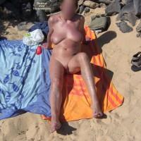 Sexy Beach Wife