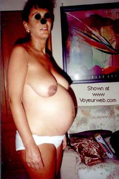 Pic #4 - Another Italian pregnant wife