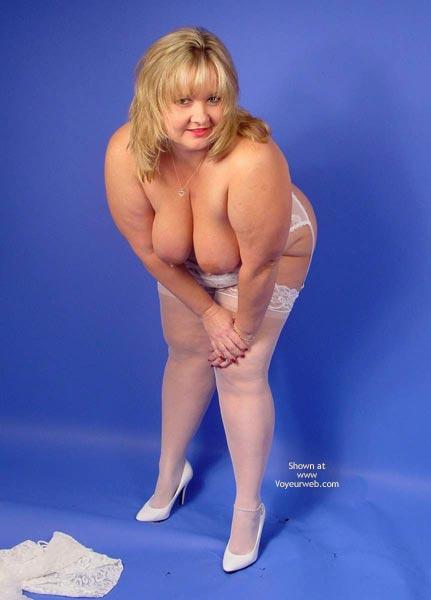 Pic #4 - Connie In White Lace