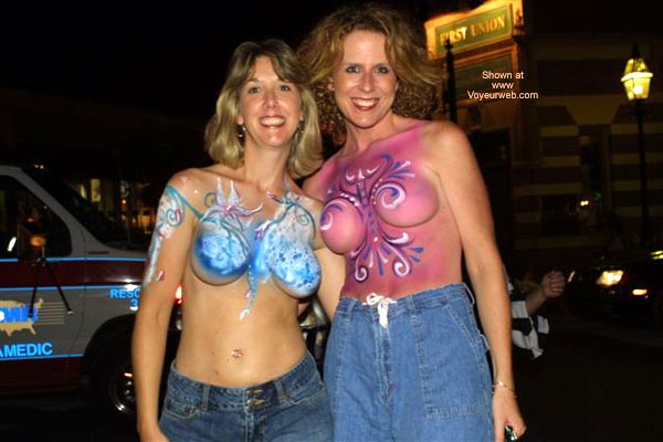 Pic #5 - Fantasy Fest 2002