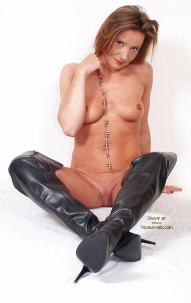 Pic #9 - Susy Rocks...In Leather