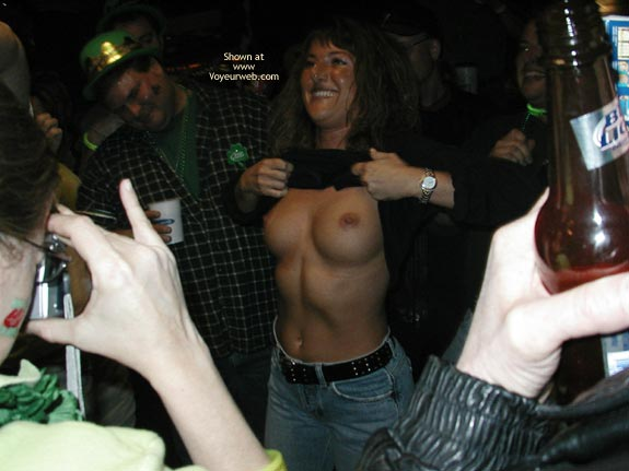 Pic #2 - St Patty 2003 Qfm 96