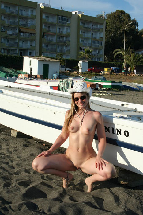 Pic #1 - Naked Squatting On Beach By Apartment Building - Blonde Hair, Exhibitionist, Long Hair, Nude In Public, Nude Outdoors, Shaved Pussy, Small Breasts, Sunglasses, Naked Girl, Nude Amateur , Exhibitionist On Beach, Twat Shot, Outdoor Nude By Boat On Beach, The Naked Squat, Small Soft Breasts, Spreading Legs Squatting On The Beach, Long Blond Hair And White Hat, Tiny Tits, Flat Chest And Sunglasses