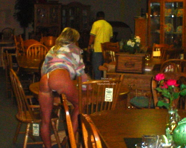Pic #2 - Lucious At The Furniture Store #3