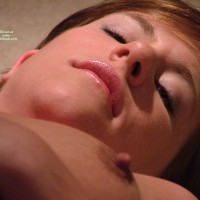 Lucious Nipples And Lips - Erect Nipples