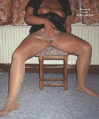 Pic #5 - My wife (39y)