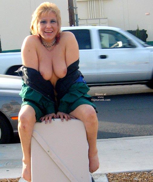 Pic #10 - Lost A Bet Very Shy Torri Nip