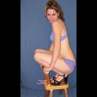 CH 20s Milf Jessica number 7 Chair Play 3