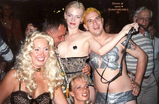 Pic #1 - Fantasy Fest 2000 - Kinky Costumes