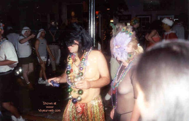 Pic #9 - Fantasy Fest 2000 - Kinky Costumes
