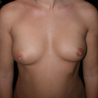 Medium tits of my girlfriend - Mary