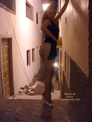Pic #9 - Flashing In A Spanish Village