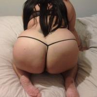 My ass - busty ashley