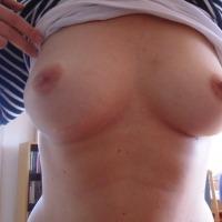 Medium tits of my wife - LeipzigFun
