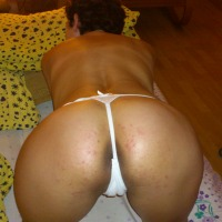 My wife's ass - Andzia