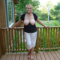 My very large tits - Danni