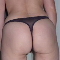 My wife's ass - Dutch Doll