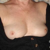 My small tits - bashfulgranny