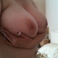 My extremely large tits - missnaughty