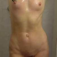 Small tits of my wife - butt_babe