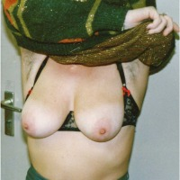 Large tits of my ex-girlfriend - beate