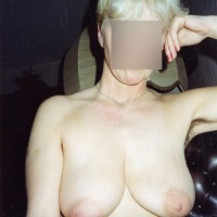 Very large tits of my ex-girlfriend - ines