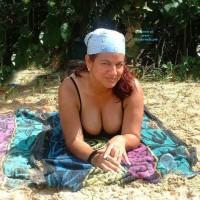 Boricua - Beach, Bikini Voyeur