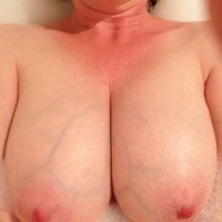 Very small tits of my wife - vibe.vibe