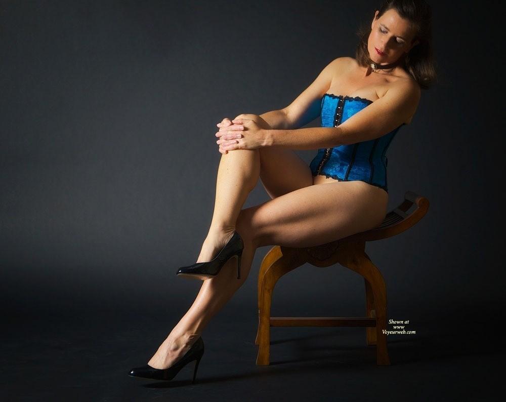 Pic #2 - Vanessab.....Corset - Brunette, Lingerie