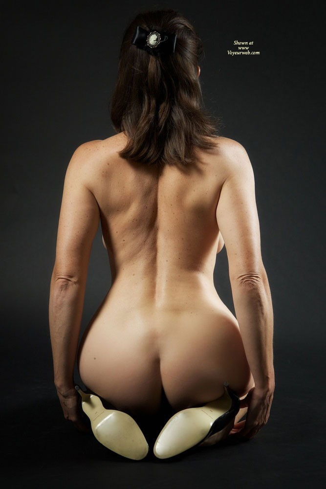 Pic #8 - Vanessab.....Corset - Brunette, Lingerie