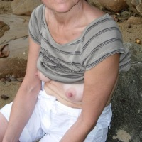 Very small tits of my ex-girlfriend - michele