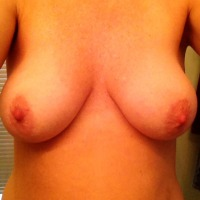 Very large tits of my girlfriend - Kathy