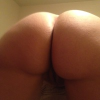 My wife's ass - Paige (Nude_Wife)