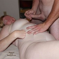Cream Pied After Fuck