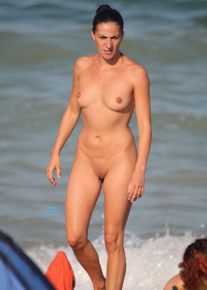 2013 Calendar - Beach Voyeur , A Selection Of Very Beautiful Nude Girls Seen On The Nudist Beach.