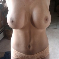 Large tits of my wife - Misshotty