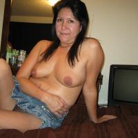 Medium tits of my ex-girlfriend - Michelle