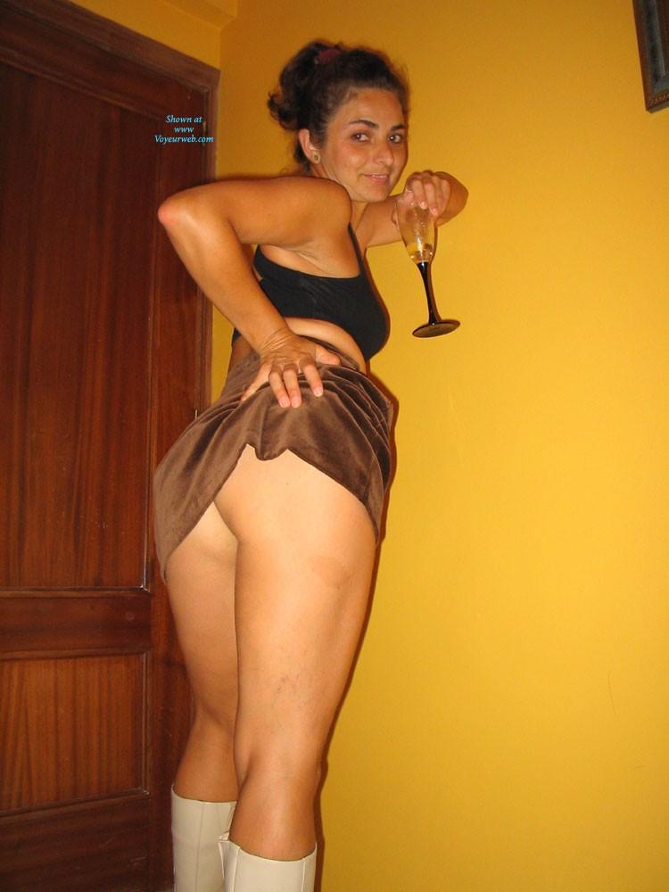 Pic #1 - Culitos - Brunette, Lingerie