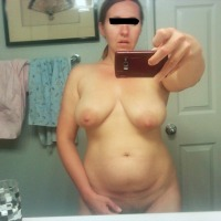 Large tits of my wife - Melonie