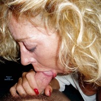 MJ The Slut - Blonde Hair, Blowjob
